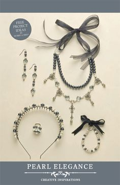 HobbyLobby Projects - Pearl Elegance