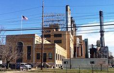 Vineland's Power Plant