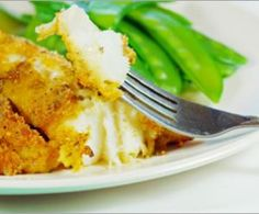 Cod fish fillet recipes on pinterest for Crispy baked whiting fish recipes