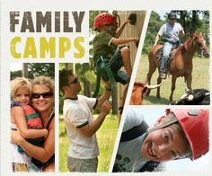 summer famili, pine cove, camp idea, famili camp, summer camp