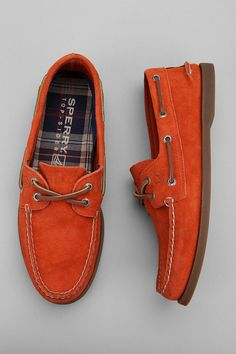 Urban Outfitters-  Sperry Top Sider (they're technically men's but I'd totally wear them!)
