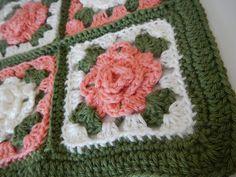 Apple Blossom Dreams: Roses and Rosemaling ~ free pattern
