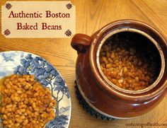 Authentic Boston Baked Beans | Our Heritage of Health