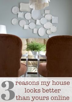 3 tips to make your house look better online and in real life!