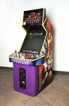 Gauntlet Legends Arcade Game