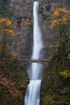Multnomah Falls / Oregon