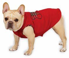 "Zack & Zoey Holiday Tartan Fleece Pullovers Red - XXS (8"")"