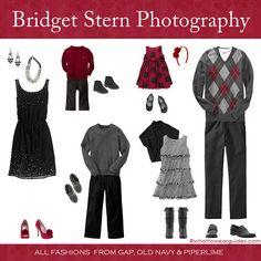 December photo shoots (www.bridgetsternphotography.com)