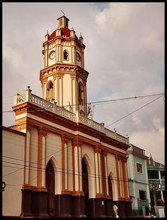 Iglesia de San Agatón, Palmira, Municipio Guásimos, Estado Táchira, Venezuela.