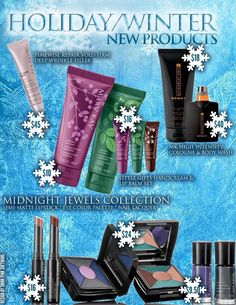 Cute flyer for New Fall Winter 2014 products