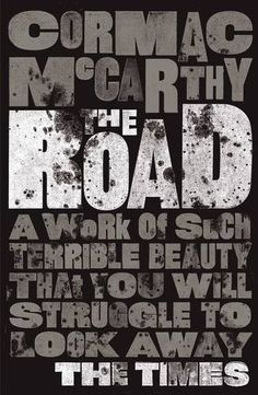 #UWBookMadnessThe Road by Cormac McCarthy   Category: Glass Half Empty   A father and son relationship and the very nature of love are at the heart of this modern masterpiece. In a world of little to no resources and little to no hope, the duo travels each day looking for both. Difficult themes abound, heartbreak is a foregone conclusion, but McCarthy is still able to write a beautiful work about a father's love for his son.