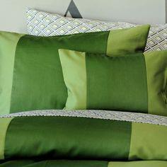 Fab.com   Elie Twin Bed Set Green