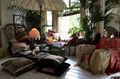 I could sit here all day decor, living rooms, shawl, lounges, bohemian living, boho, bohemian bedrooms, bohemian interior, pianos