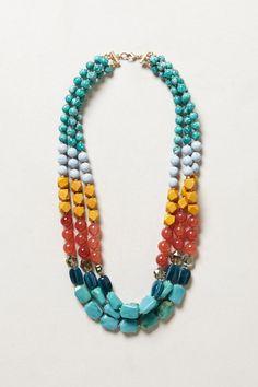 Clifton Strands Necklace - Anthropologie.com
