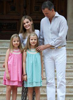 Spain's royal family