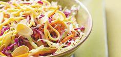 Salade de chou croustillante � lasiatique Recettes | Ricardo