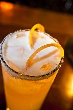 {The Gringo | Tequila, Germain Elderflower, Grapefruit Juice & Pale Ale}