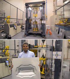 Print3d World: F3T. Nueva tecnología de Ford que reduce el proceso de prototipado a 3 días http://www.print3dworld.es/2013/07/f3t-nueva-tecnologia-de-ford-que-reduce-el-proceso-de-prototipado-a-3dias.html