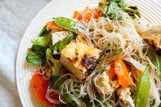 Thai Tofu Salad // Andie Mitchell