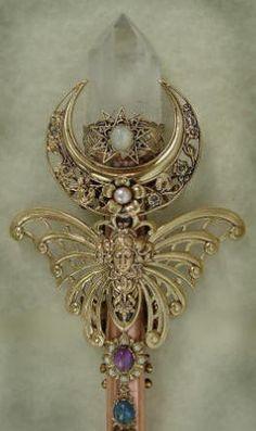 Gorgeous wand