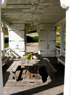 Blackberry Farm Boathouse- Walland, TN  by Spitzmiller & Norris, Inc.