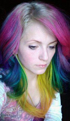 Wow - rainbow!