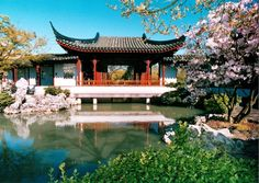 Sun-Yat Classical Chinese Garden, Vancouver, Canada