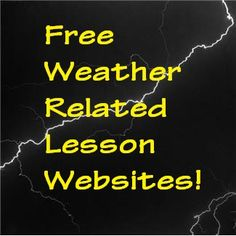 One Less Headache: Free websites to help students learn about weather!