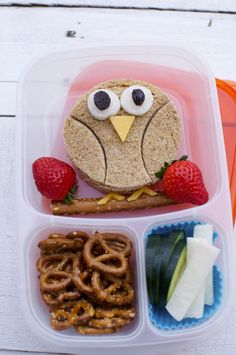A fun and simple owl...