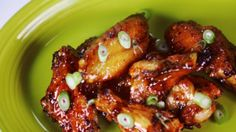 Blow your mind Baked wings