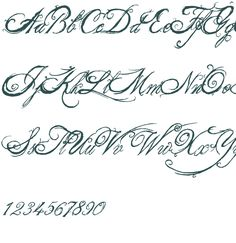 Fancy Cursive Fonts | the King & Queen font (font download free for ...