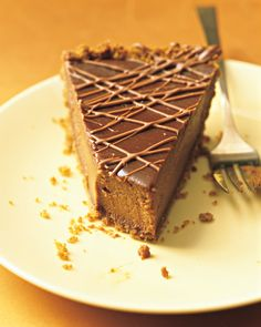 Triple-Chocolate Pumpkin Pie!!