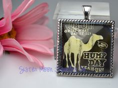 Pick Your Favorite Hump Day Necklace by SisterMoonJewelryCo