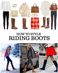 Ruffles & Sequins || a style blog - How to Style Riding Boots