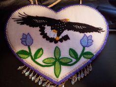 Purple Rose purse by Elaine Buchanan Bear