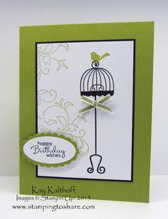 Aviary Birthday