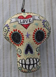 A very cool calavera
