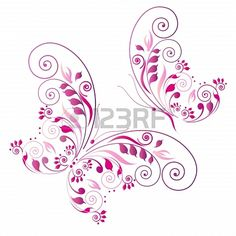Illustration of #Butterfly #123rf #Free #Images