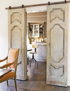 FleaingFrance.......French doors