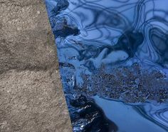 reflective boulder installations by jim hodges.