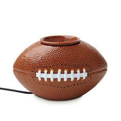 scent oil, fragranc, scentglow warmer, partylit celebr, scent warmer, superbowl partylit, footbal lover, candl, football season