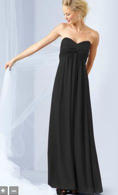 I need yet another black maxi dress