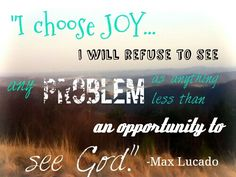 Max Lucado on How to Overcome Fear