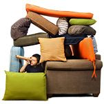 NY Times turns 4 years old. Discovers Pillow Forts. I fucking love pillow forts.