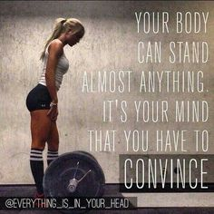 SOOOO true! A struggle we all have to overcome! Let us help you! https://www.advocare.com/14026152