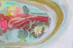 happi art, extra art, pam garrison, beauti art, art heal, paint inspir, flower paint
