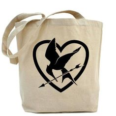 These Hunger Games Love Tote Bags ($13) would be great wedding or bachelorette party favors, especially if you stocked them with local snacks, maps, and travel tips for out-of-town guests.