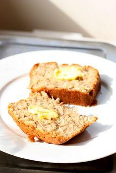 Feijoa, ginger, & coconut loaf