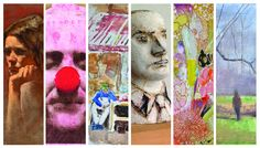 "Dan Gheno, Beñat Iglesias, Mary Beth McKenzie, Jonathan Shahn, Robin Smith, and Fumiko Toda. ""Annual Spring Art Flair"" Alex Adam Gallery. March 27-April 26, 2014."