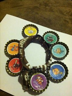 Girl Scout Cookie Rally Bracelet
